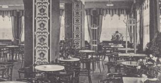 Burzliwe losy kawiarni w Oliwie