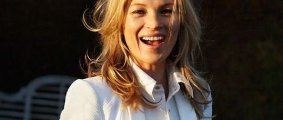 Modelka Kate Moss twarzą Reserved