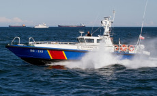 Cztery szybkie łodzie Straży Granicznej do remontu