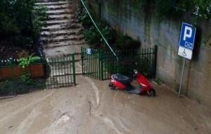 Mieszkańcy Sopotu obawiają się kolejnej ulewy