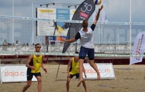 Finałowy turniej siatkówki plażowej młodzieży