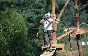 Świętuj 10. urodziny parku przygód w Kolibkach
