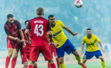 Gol w doliczonym czasie wyrzucił z Ligi Europy