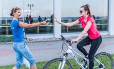 Dzwonki rowerowe trafiły do gdyńskich rowerzystów