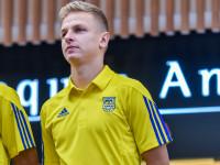 Mateusz Szwoch o szczęśliwe, piłkarskie życie