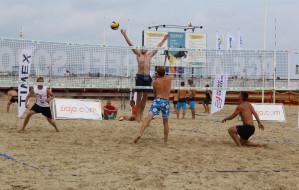 Turnieje skończone. Boiska na plaży zostają