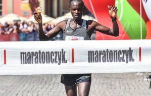 """Maraton """"Solidarności"""" znowu dla Kenijczyka"""