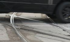 Dłuższy remont Huciska utrudnia poruszanie się po centrum
