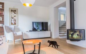 Jak oni mieszkają: wnętrze w klimacie modernistycznej Gdyni