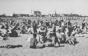 Lato 1927: deszcz, zdzierstwo, brak piwa