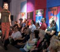 Drag queen z całej Polski wystąpiły z piosenkami Almodóvara