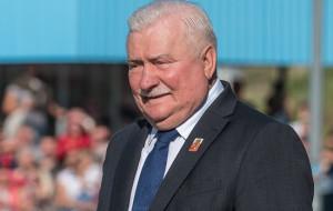 Samochód z Lechem Wałęsą miał kolizję