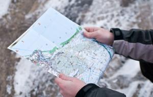 Jak czytać mapę?