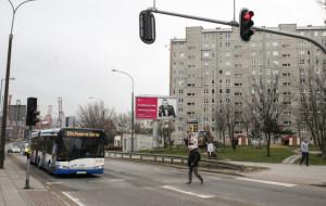 Gdynia: będzie buspas na ul. Kwiatkowskiego