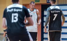 Eksperyment trenera koszykarzy Trefla