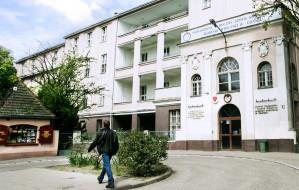 Szpital na Klinicznej wystawiony na sprzedaż