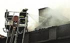 Pożar na starówce