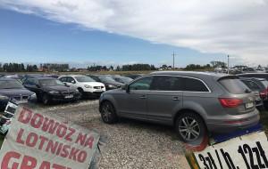 Ile kosztuje parkowanie przy lotnisku?