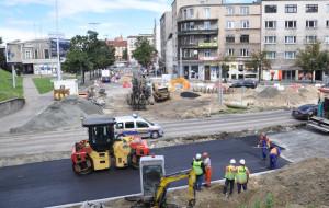 Od czwartku zmiany w ruchu przy dworcu w Gdyni