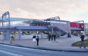 Dwa lata prac nad projektem rozbudowy linii Gdynia - Kościerzyna
