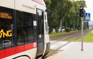 Kiedy przyspieszą tramwaje na al. Zwycięstwa?