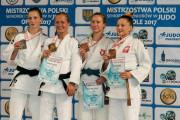 6 medali mistrzostw Polski judo dla Trójmiasta