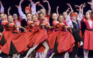 W Szkole Baletowej uczą nie tylko tańca klasycznego