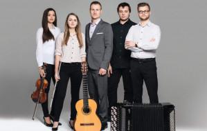 Bałkańska muzyka dla pokoju na świecie. Nowa płyta Marcina Kozioła i jego kwintetu