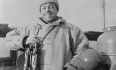 Legendarny komandor: atakował Bismarcka, ciął w tartaku
