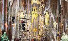 Rośnie bursztynowy ołtarz w bazylice św. Brygidy