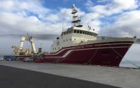 Nowy statek rybacki w polskiej flocie dalekomorskiej