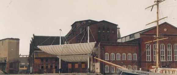 Amfiteatr Filharmonii Bałtyckiej na Ołowiance. Historia sprzed 20 lat okiem projektanta