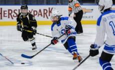 12-letnia prymuska w szkole i w hokeju