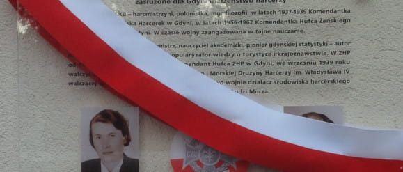 Zasłużeni harcerze upamiętnieni w Gdyni
