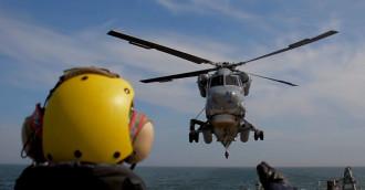 Jakie wojskowe śmigłowce latają nad Trójmiastem?