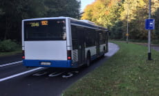 Gdynia: Autobusy po Małokackiej jadą już buspasem