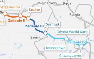 Ponad 800 mln zł za pierwszy odcinek Trasy Kaszubskiej
