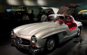 Z wizytą w muzeum Mercedesa i fabryce AMG