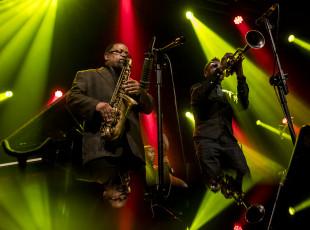 Jazz do tańczenia. Relacja z koncertu Roya Hargrove'a