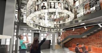 Hostel i centrum wystawiennicze w dawnym szpitalu u stóp grodziska w Gdańsku