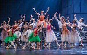 """Operetkowe szlagiery bez ognia. O """"Kocham operetkę"""" w Operze Bałtyckiej"""