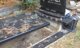 Okradziono grób na Cmentarzu Łostowickim