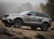 Range Rover Velar: luksus i taplanie w błocie