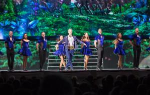 Irlandzcy tancerze zawładnęli Ergo Areną