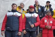 Krzysztof Tylkowski przebija się w bobslejach