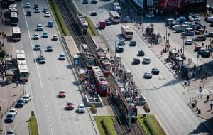 W weekend tramwaje znikną sprzed dworca, Podwala Przedmiejskiego i Jana z Kolna