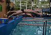 Rodzinne zawody pływackie w Sopocie