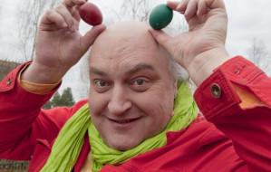"""Maciej Nowak o jedzeniu: """"uwielbiam bary mleczne"""""""