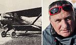 Lotnicza wyprawa trójmiejskiego podróżnika