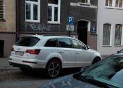 Gdańsk ma kłopot z miejscami do parkowania dla niepełnosprawnych